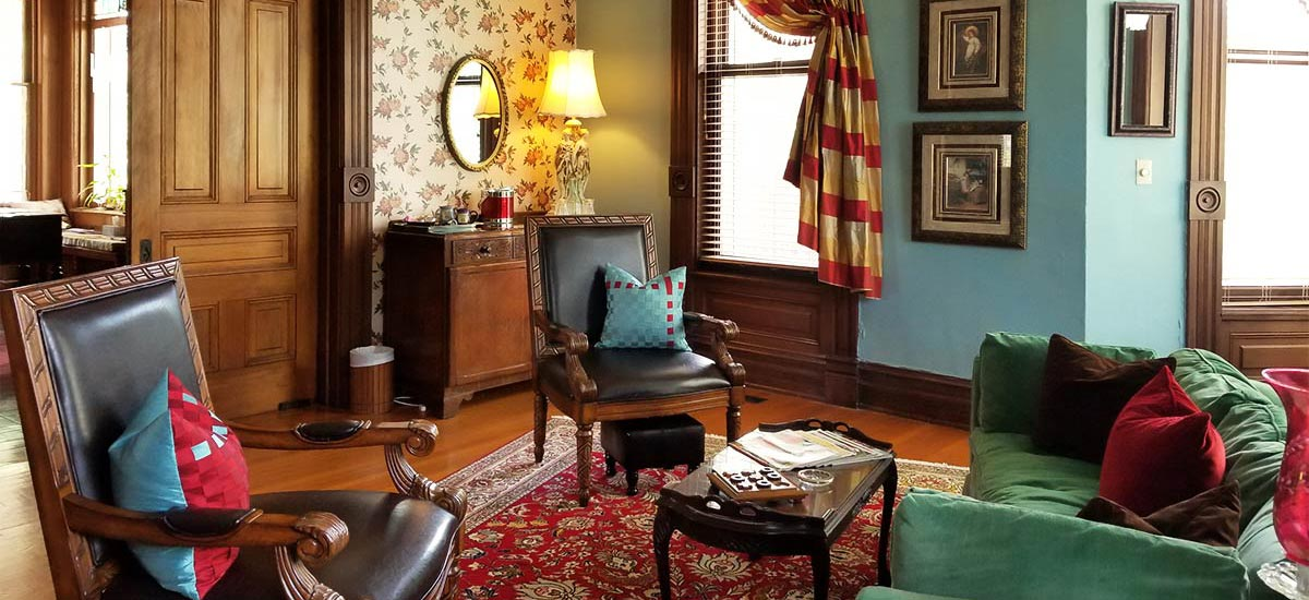 Parlor Guest Room