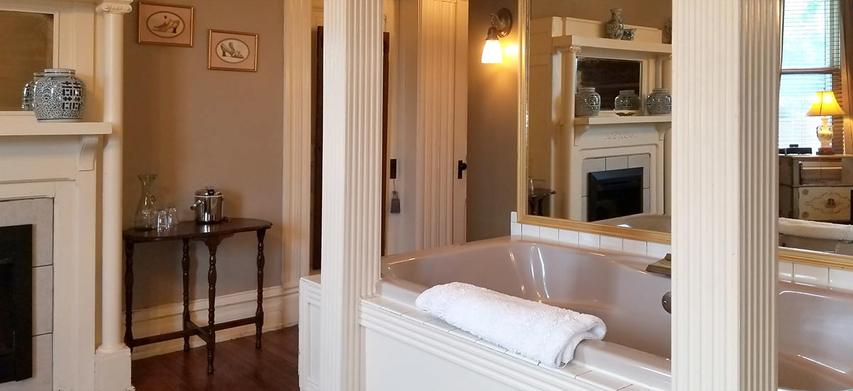 West Chamber Guest Room